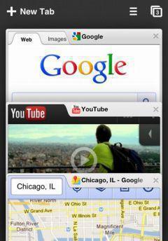 google chrome iphone/ipad