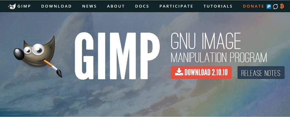 最新のGIMP(ギンプ)日本語版のダウンロード&インストール方法
