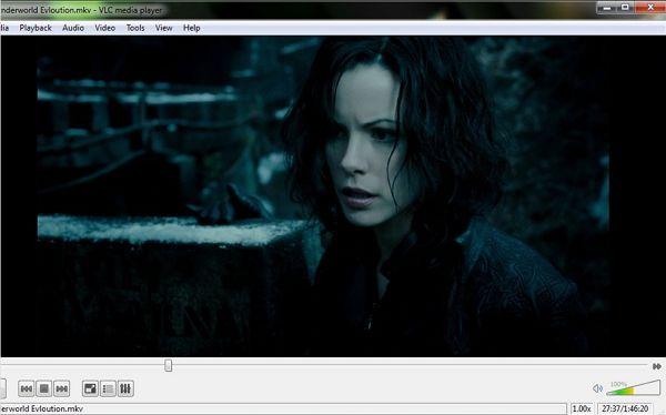 VLCでISOをマウントせずに再生する方法
