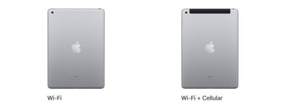 iPadに月額料金が必要なのはcellular版のみ。Wi-Fi版なら不要。