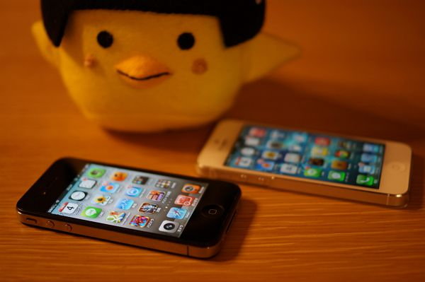 iphone・Androidの良いところ、悪いところ