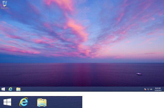 windows 8.1 スタートボタン復活