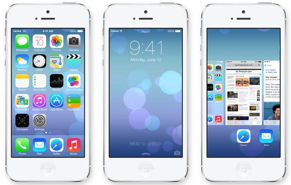 iOS 7レビュー