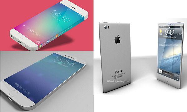 iphone 6の予想画像