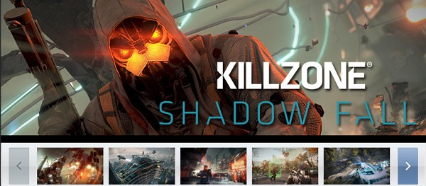 PS4のFPSはKILLZONE SHADOW FALL一択?