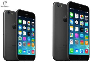 iphone 6 は5.5インチと4.7インチで9月発売か