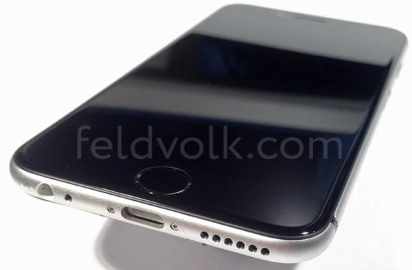 新型 iphone 6 の発売に向けて9月19日に有給を取得