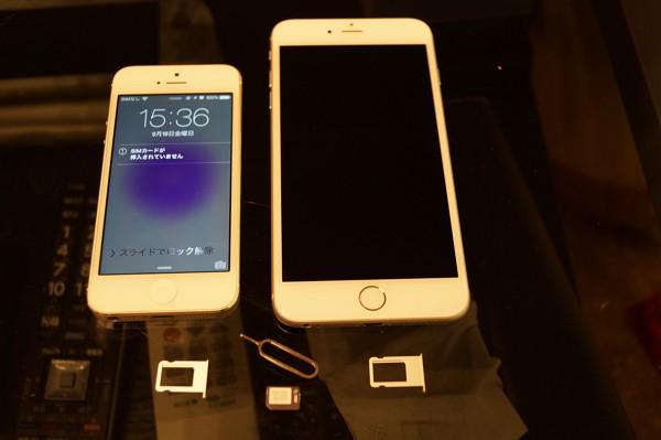 iphone 5 からiphone 6 plus へ機種変更して自分で初期設定・復元を行った経緯解説!