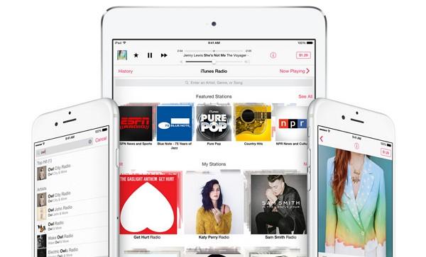 【iphone】日本未提供の iTunes Radio を強引に聴く方法【iOS 8】