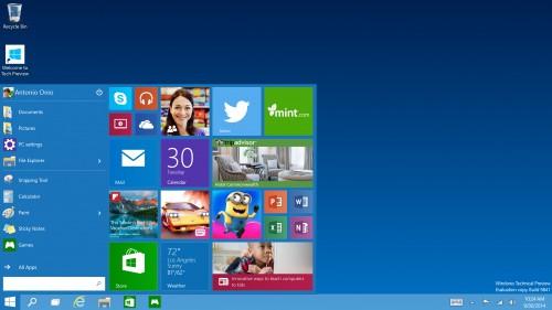 Windows 10 の新機能まとめ