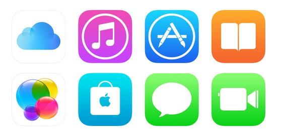 Apple ID を作成する。
