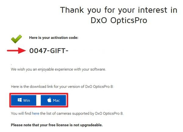Dxo optics pro 8 coupon code : Black friday deals online now