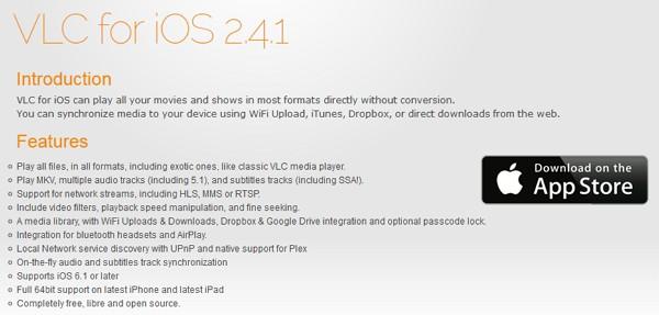 【iOS】無料の動画再生神アプリ「VLC for iOS」がついにリリース再開!【iphone】