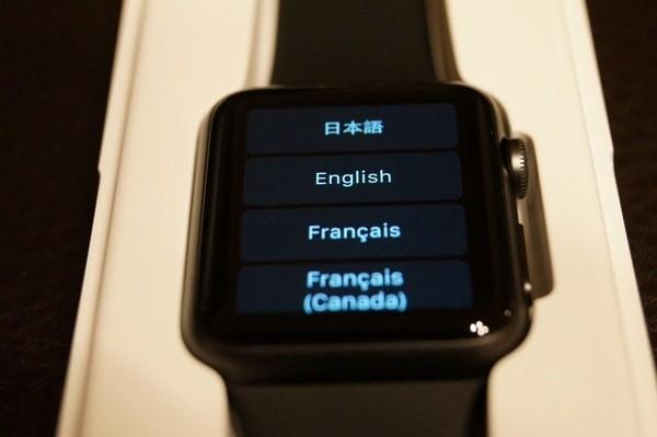 Apple Watch開封の儀