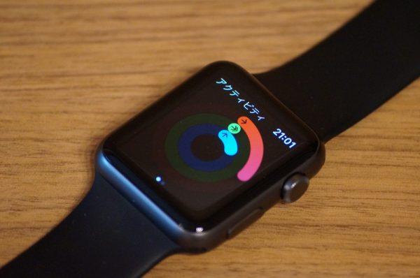 【 Apple Watch 】があるとちょっとダイエットに前向きになれるかも!