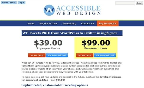 WordPress 記事投稿時に自動的に Twitter と連携してくれる「WP to Twitter」が改悪!