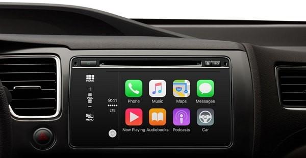 iOS 9の新機能:CarPlayが進化!