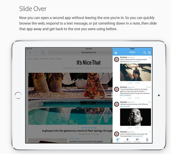 iOS 9の新機能:iPad向けの機能が大幅強化!