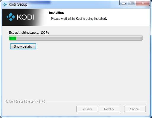 「Kodi」のインストール方法解説
