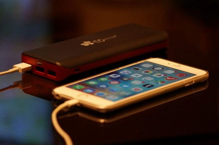 EC Technology 第三世代大容量16000mAh モバイルバッテリー