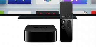 第4世代新型Apple TV