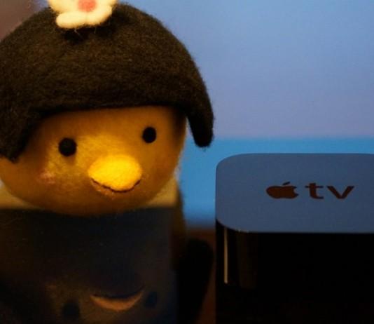 新しいApple TV
