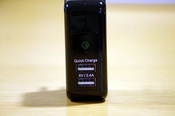 Omaker Quick Charge 2.0™USB急速充電器使用レビュー