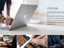 マイクロソフトがSurface Book、Surface Pro 4を発表!