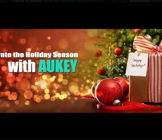 Aukeyからのクリスマスプレゼント!