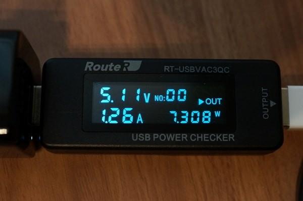 「Aukey PA-U32」とApple純正「iPhone用充電器」の性能比較