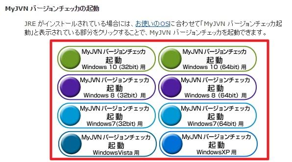 FlashやJavaを最新の状態に保つことが重要!「MyJVN バージョンチェッカ」を活用しよう!