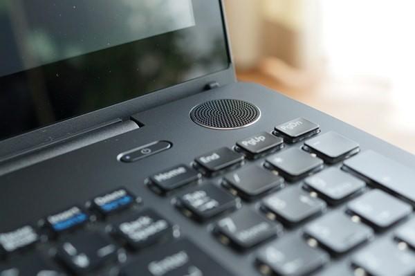 「LIFEBOOK WA3/W」はキーボードとサウンドにもこだわりが