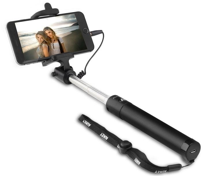 Aukey HD-P8 自撮り棒
