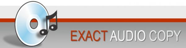 Exact Audio Copy:CDをmp3やFlacに変換するならこれ!