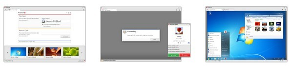 リモートデスクトップ操作ソフト「AnyDesk」の特徴