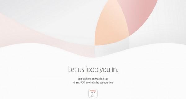 Apple Let us loop you in