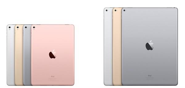 iPad Pro 9.7インチのスペック詳細&価格まとめ&12インチとの比較まとめ!