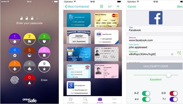Appleが「今週のApp」としてパスワード管理アプリ「oneSafe」を無料で配信中!