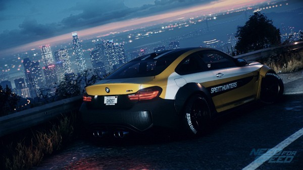 【PS4】NEED FOR SPEED 無料アップデート第5弾はまさしく神アップデート!