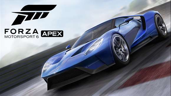 Windows 10向け「Forza Motorsport 6: Apex」