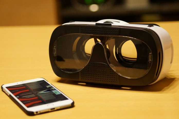 SoundSOUL 3D メガネ VRヘッドセット G3 レビュー