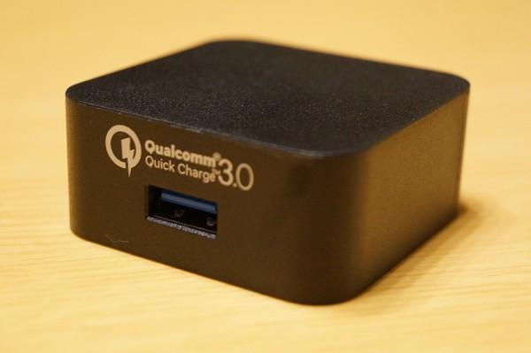 「Tronsmart Quick Charge 3.0 USB 急速充電器」レビューまとめ!
