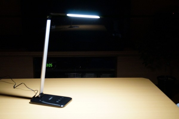 LEDデスクライト「Aukey LT-T9」レビューまとめ!