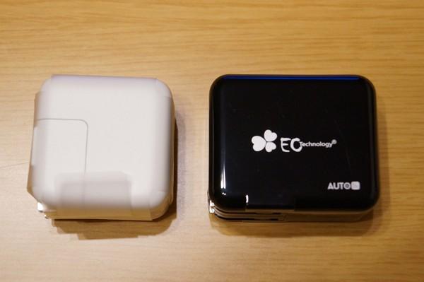 「EC Technology 3ポートUSB急速充電器」レビューまとめ!