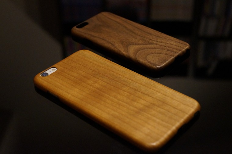 Pitaka iPhone 6/6s用ウッドケースレビュー
