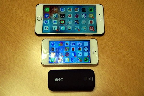 「EC Technology 5200mAh モバイルバッテリー」レビューまとめ!