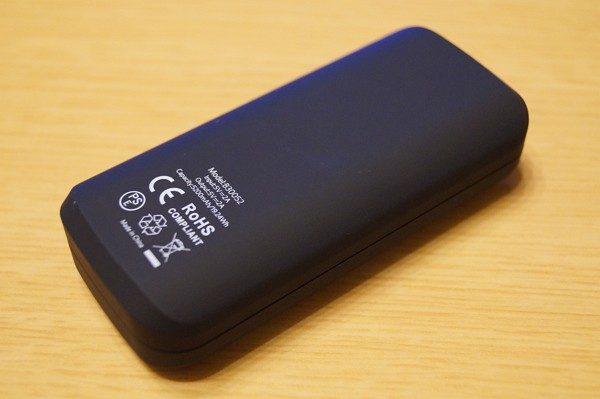 「EC Technology 5200mAh モバイルバッテリー」レビュー