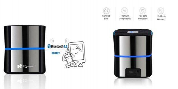 「EC Technology Bluetoothスピーカー EC01」の特徴/仕様