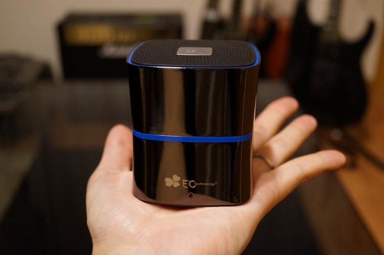 EC Technology Bluetoothスピーカー EC01 レビュー