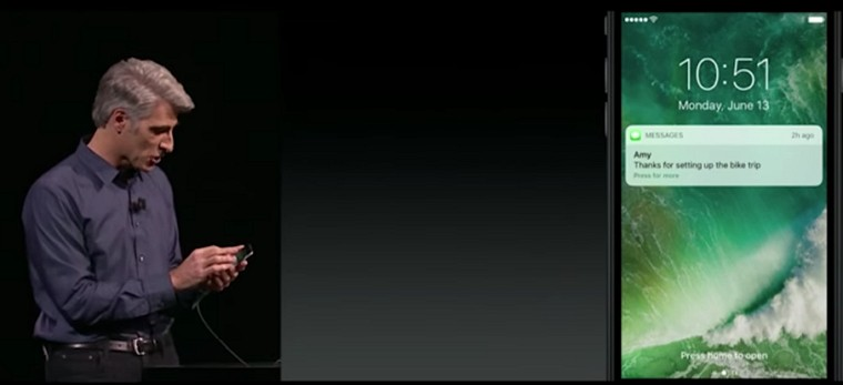 「iOS 10」の「Raise to Wake」機能が使えるのは「iPhone 6s/6s Plus」と「iPhone SE」だけ